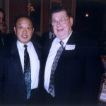 Li Zhaoxing, Chinese Ambassador with A. J. Wichita.