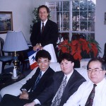John Steger, Quality Engineer, Ray Cheung, Vinceent Parzi, and John Cheung.