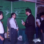 HiTech products booth at Mexico Trade show.