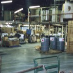 Order fulfillment plant.