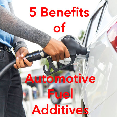 benefits of automotive fuel additives